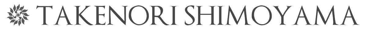 SHOWS | TAKENORI SHIMOYAMA Official Website